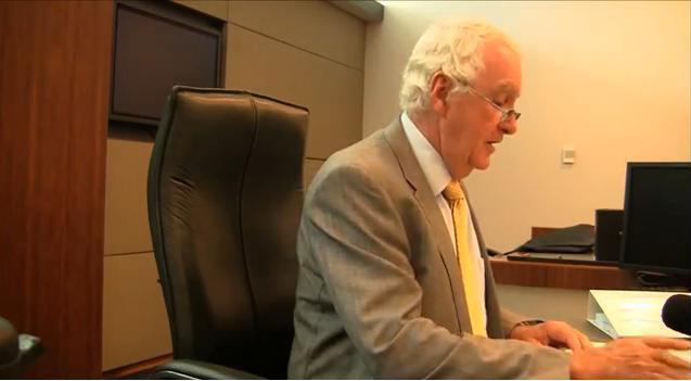 Commissioner Richard Chesterman AO RFD QC